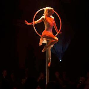 Freestanding Aerial Show