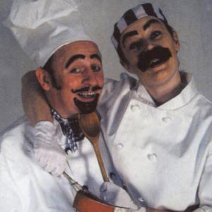 Comedy Mime Chefs