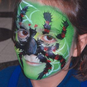 Face Painting Example