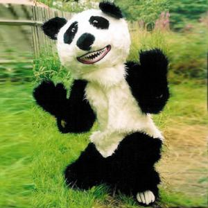 Panda Costume Character for good luck
