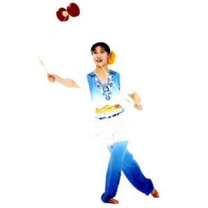 Chinese Diabolo