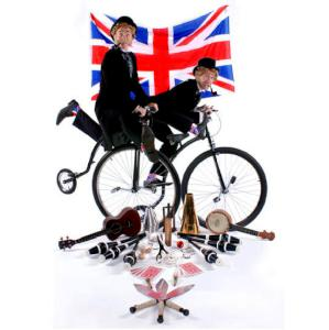 Penny Farthing Circus Duo